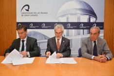 Firma de la Cátedra de Tecnologías Médicas